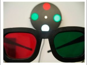 определение бинокулярности зрения цветотестом