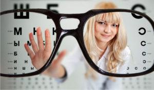 подбор линз для коррекции зрения