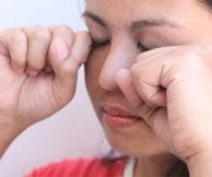 Причины зуда в глазах и способы его лечения