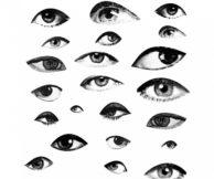 Какие формы глаз бывают у человека