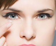 Польза и вред от контактных линз